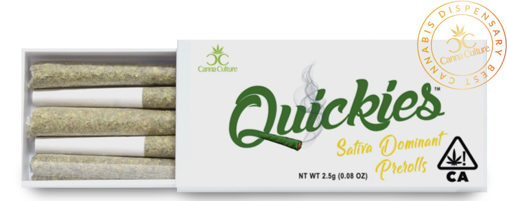 cannabis dispensary prerolls